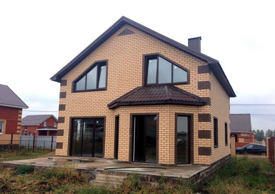 фото построенных домов с ценами представлены все